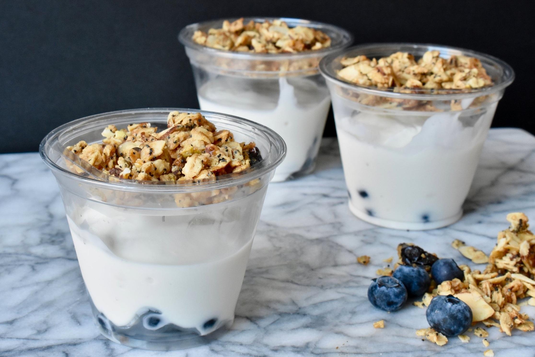 Yogurt Parfait | $ 3.5