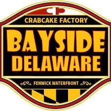 Crabcake Factory Bayside  37314 Lighthouse Rd,  Selbyville, DE 19975