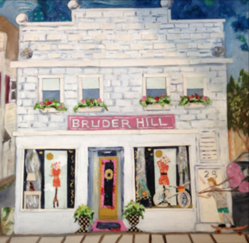 Bruder Hill ~ Land of Ahhs  25 Commerce St,  Berlin, MD 21811
