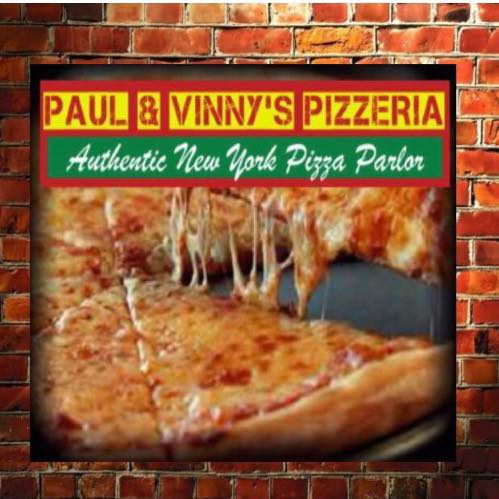 Paul & Vinny's Pizzeria  11070 Cathell Rd,  Berlin, MD 21811