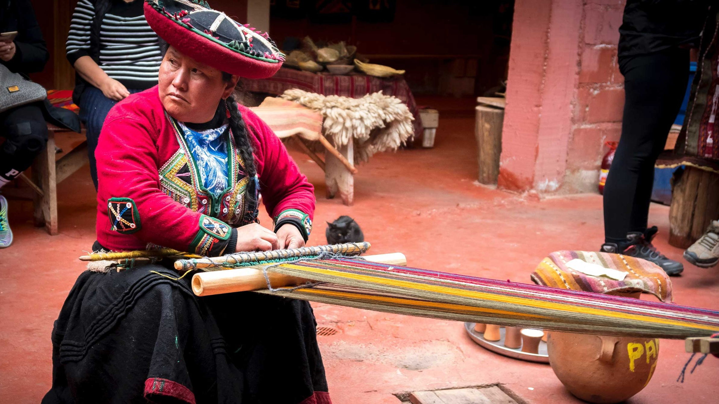 The Wonderous Hats Of Peru S Women Access Culinary Trips