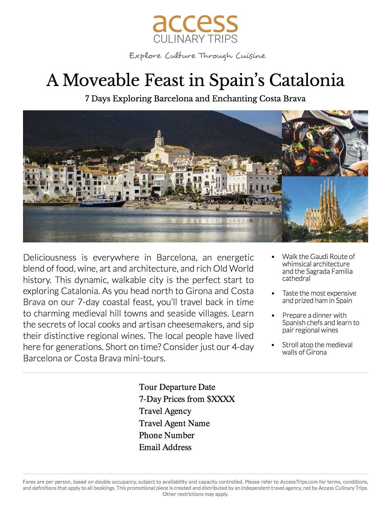 Catalonia Fillable PDF