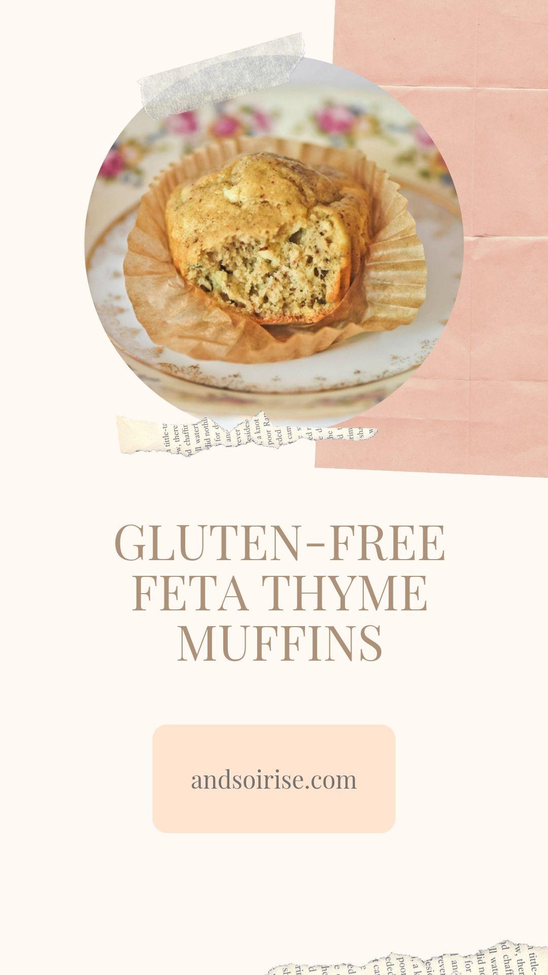 gluten-free feta thyme muffins pin.jpg