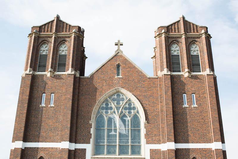 Lawrence Catholic Church   © Noel Photography and Design