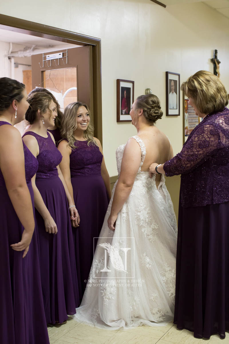 Bridesmaids   © Noel Photography and Design