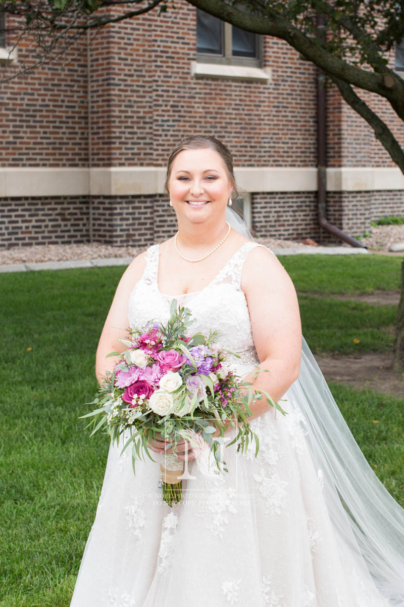 Bride   © Noel Photography and Design