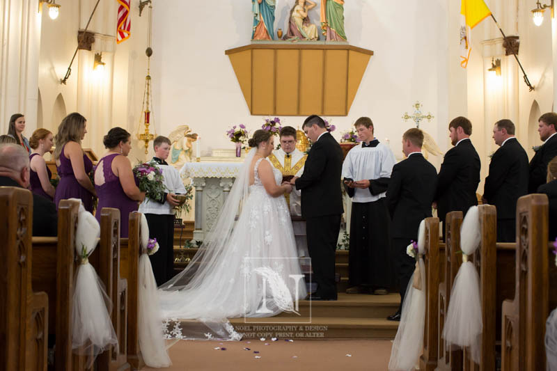 The Ceremony   © Noel Photography and Design