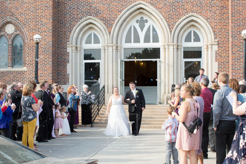 The Send Off   © Noel Photography and Design