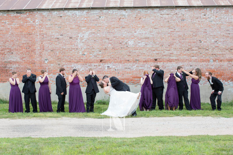 Bridal Party   © Noel Photography and Design