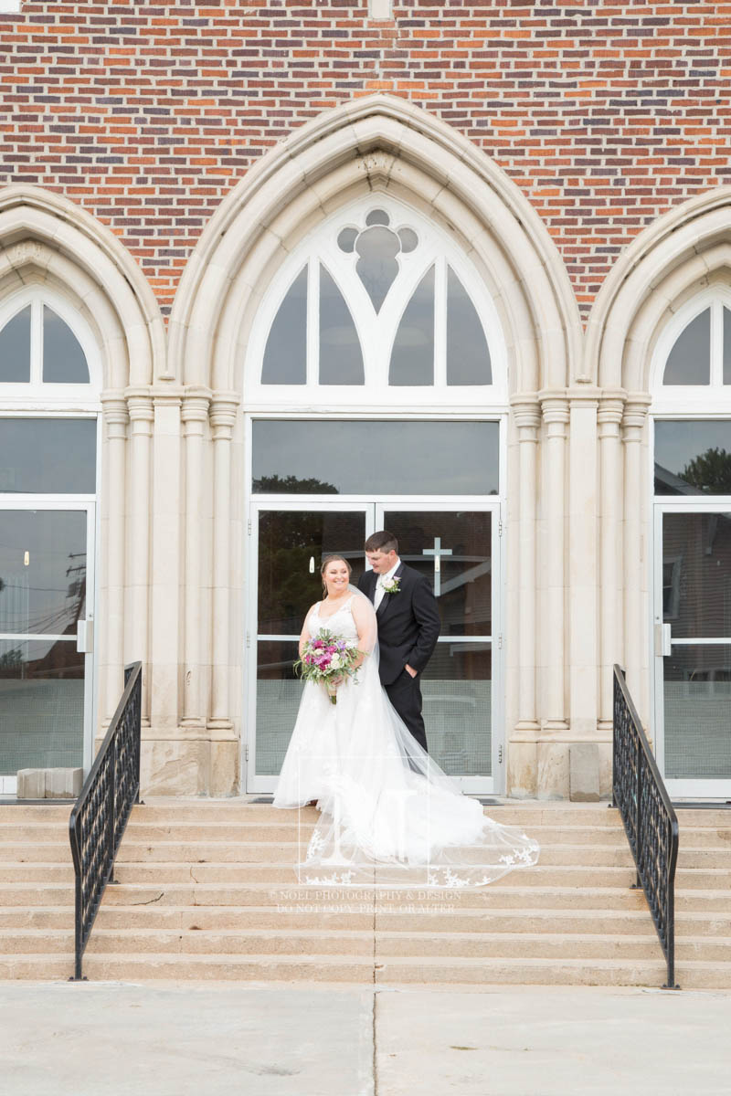 Bride and Groom   © Noel Photography and Design