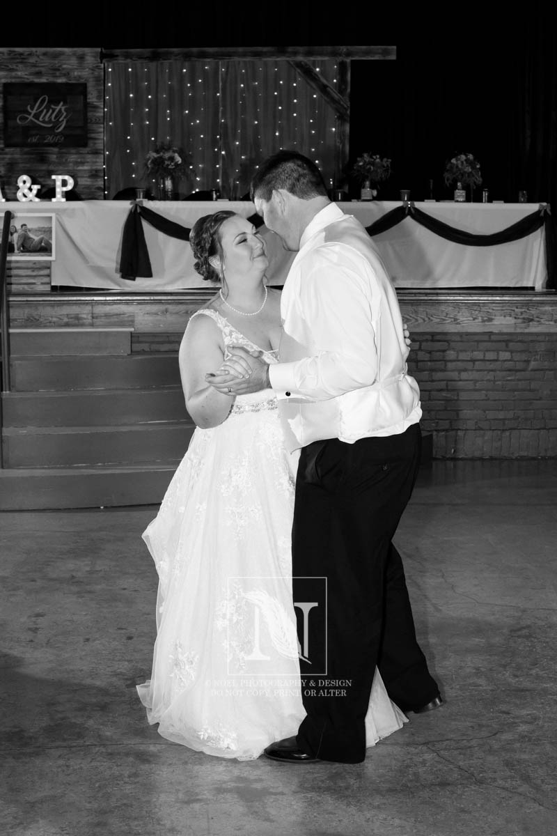 The First Dance   © Noel Photography and Design