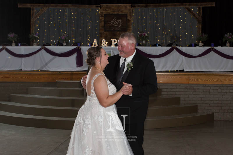 Father Daughter Dance   © Noel Photography and Design