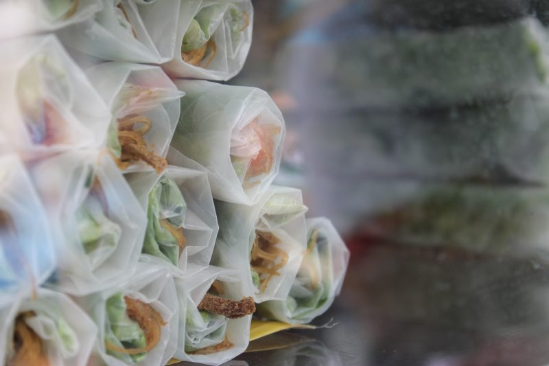 The secret to this rice paper roll is definitely the sauce.jpg