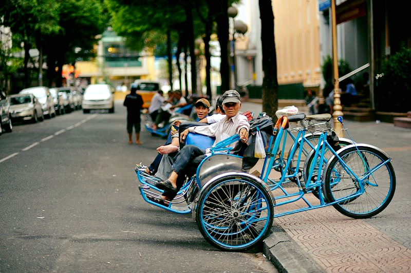 The famous cyclo in Saigon, do you want to try.png