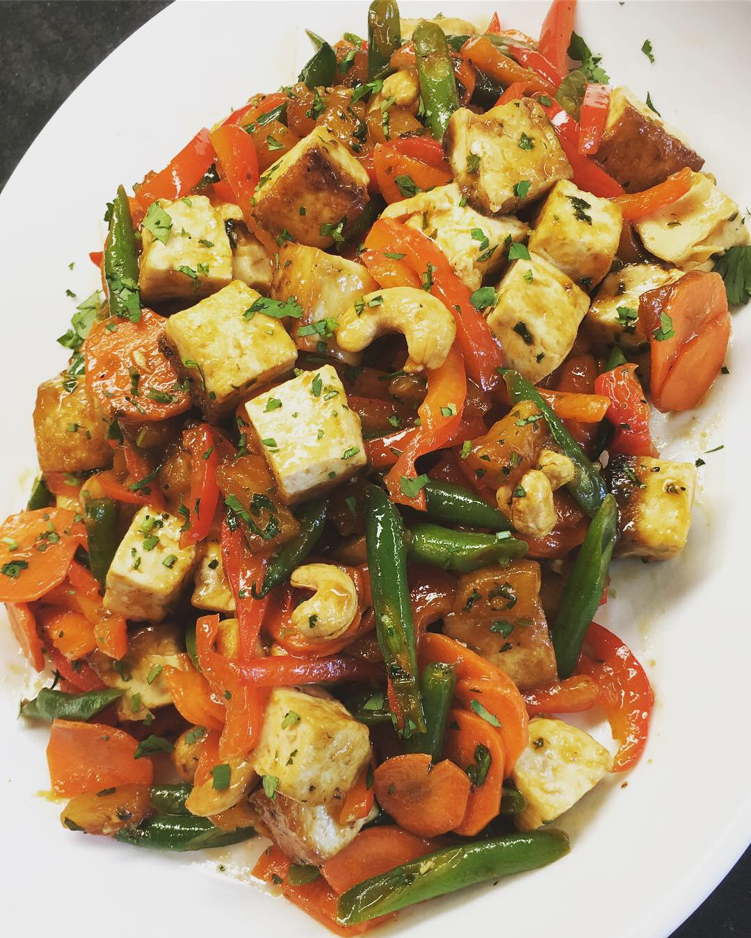 Chef-Traci-Tofu-With-Roasted-Peppers.JPG