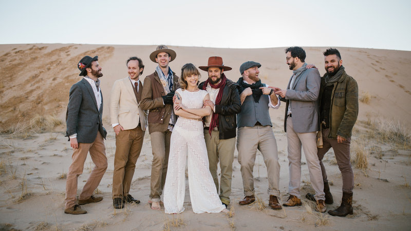 Dustbowl Revival -