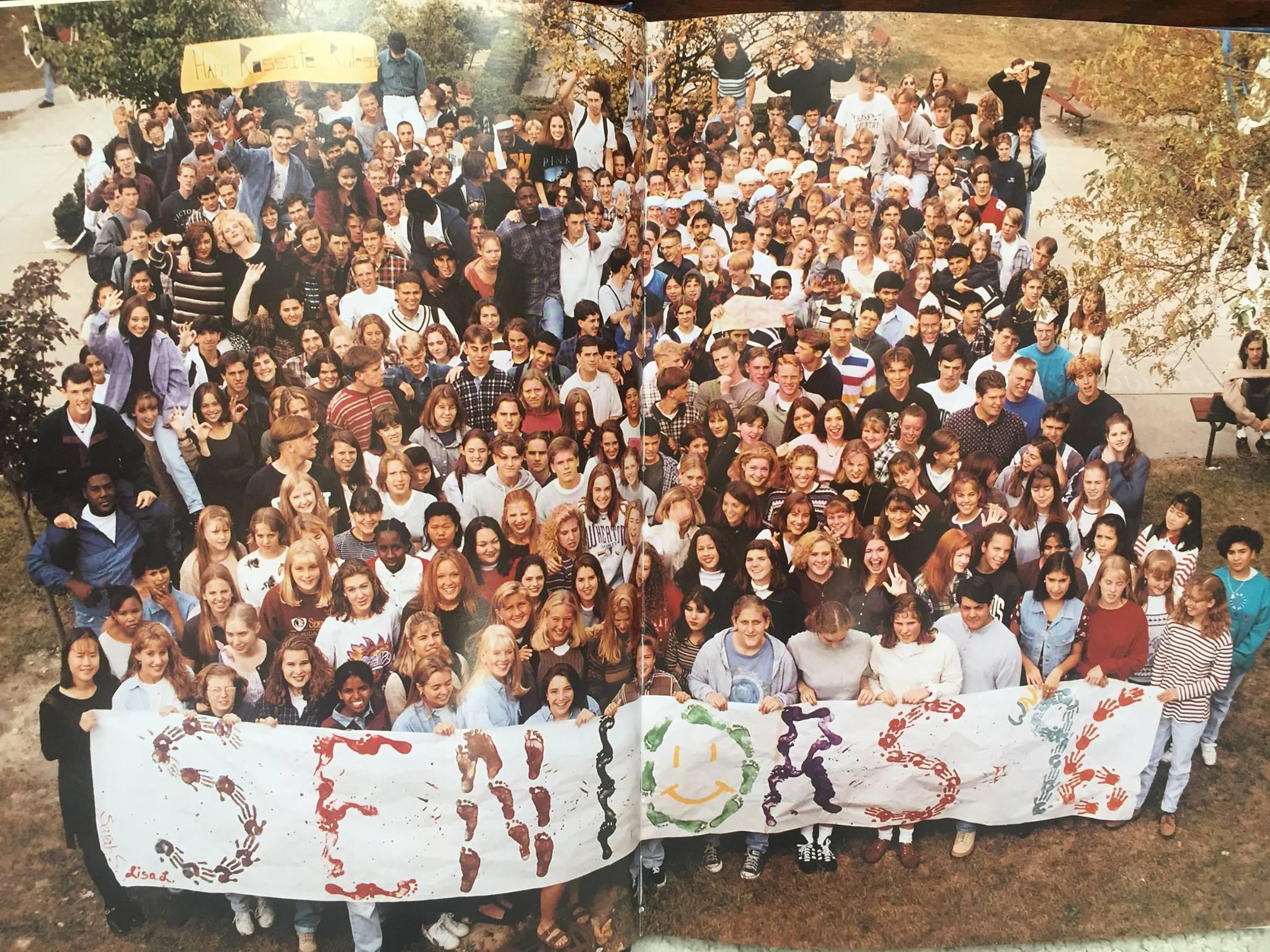 Seniors '96