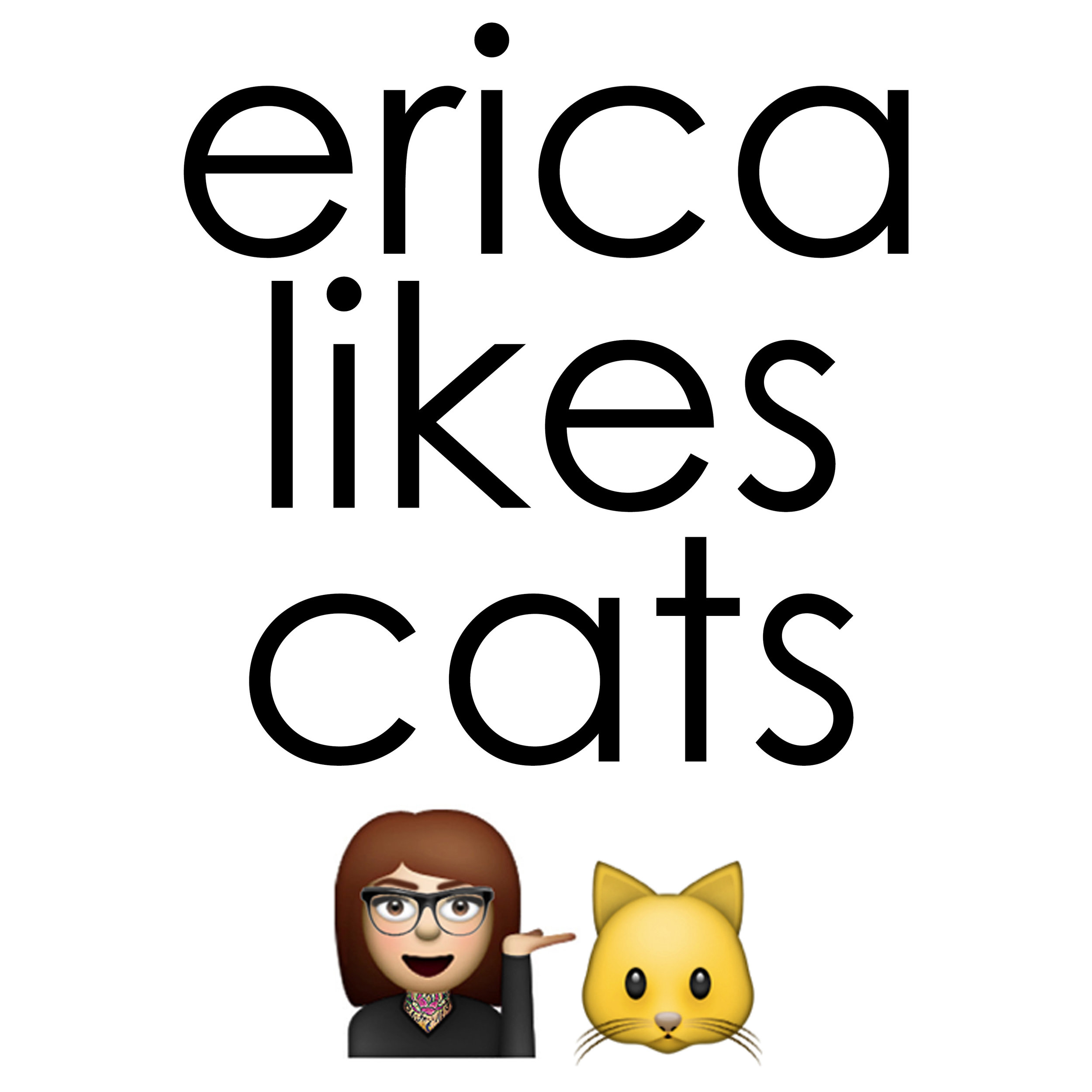 erica likes cats