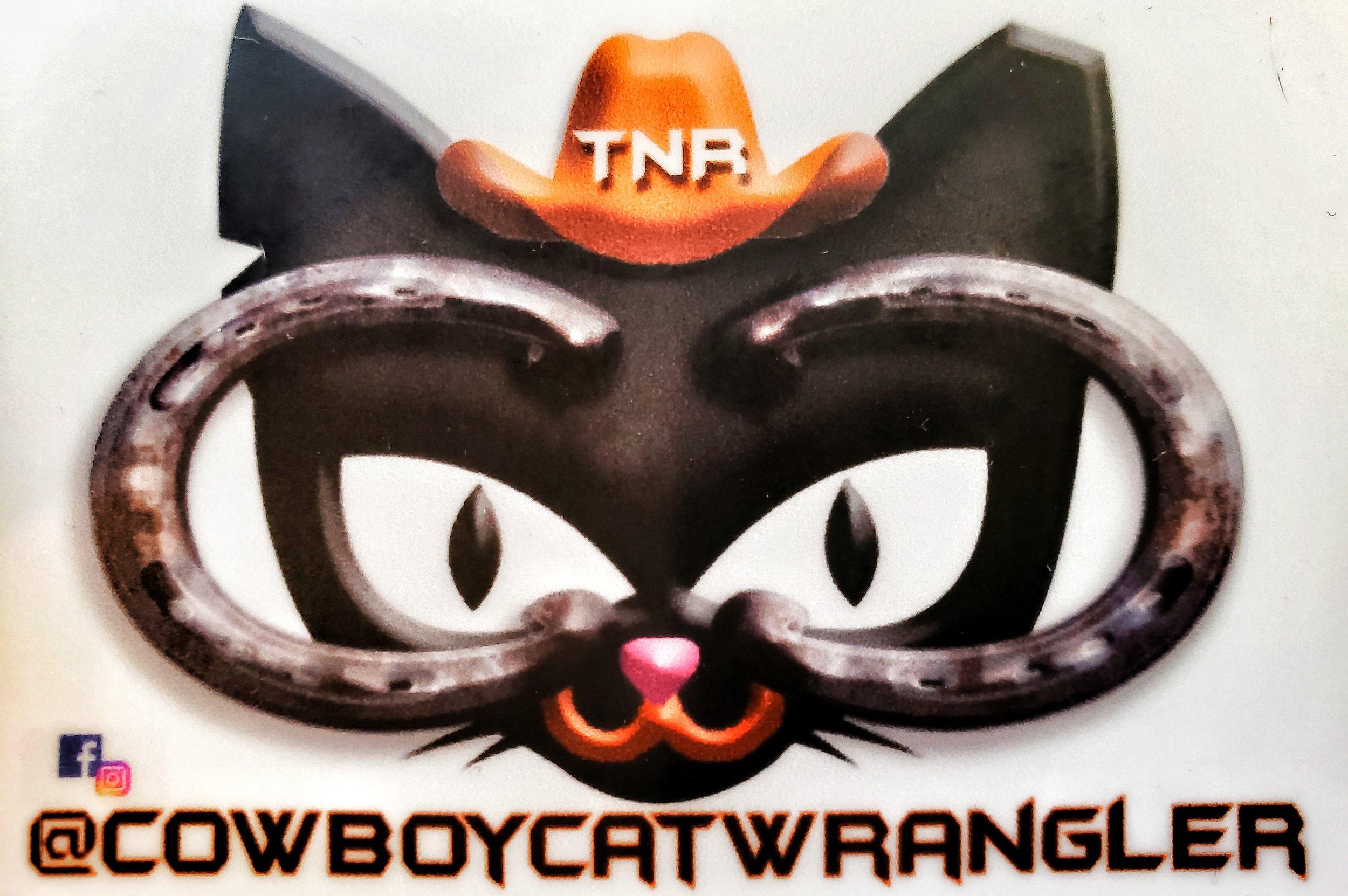 Cowboy Cat Wrangler