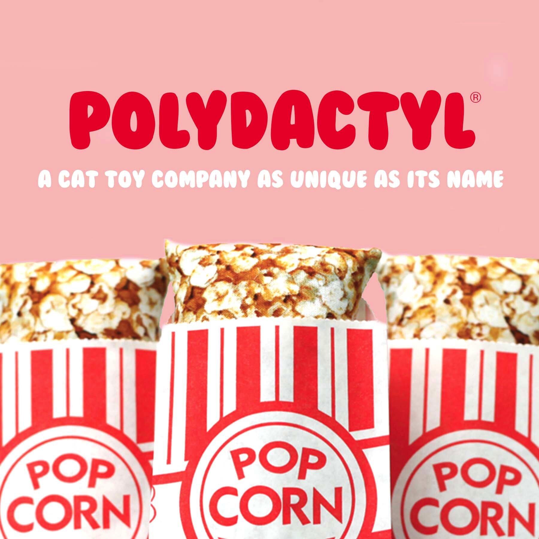 Polydactyl Cat Toys