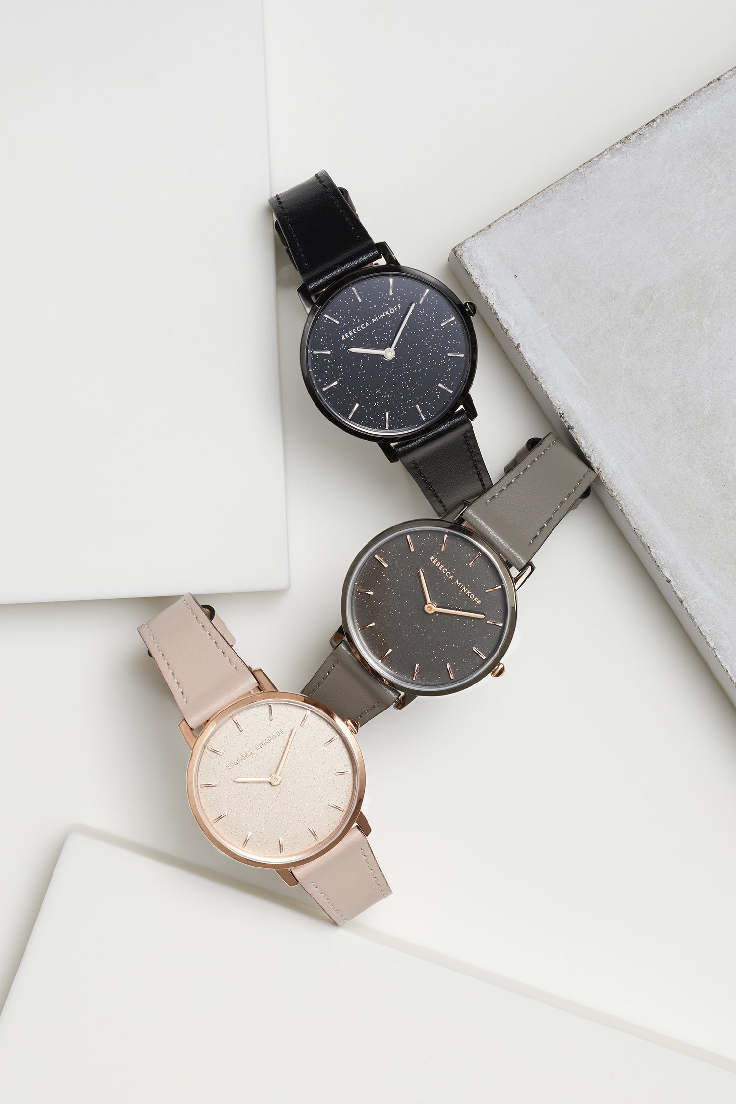 Jewelry + Timepieces -