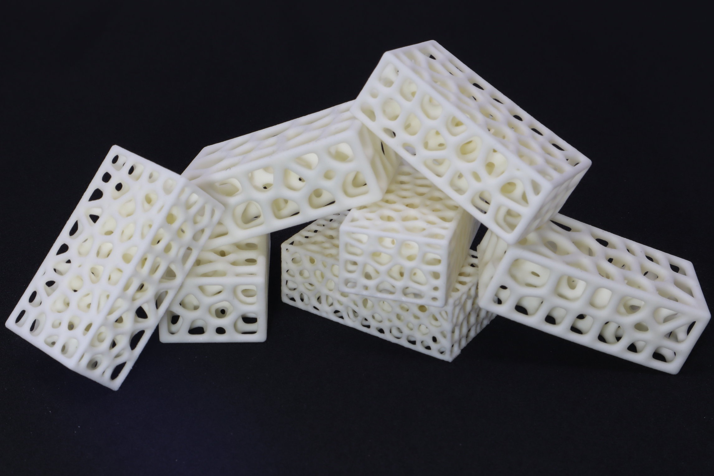 3D print parts you could never make before - Machine vision enables intricate part geometries in a reliable, high-throughput printing system