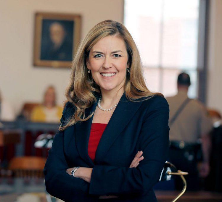 Congresswoman Jennifer Wexton