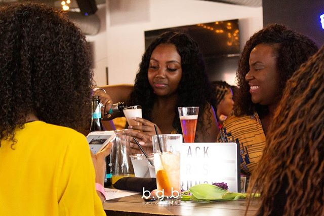 """""""There is too much champagne in my glass""""... Said no Black Girl ever! • We are so ready to Brunch with you ladies!!! DJ @Rikkietee is about to show out!! Make sure you all are ready for the amazing surprises we have in store for you! • See you soon at @BrooklynonU for #CBCWeekend in D.C. tickets and shirts available on blackgirlsbrunch.com! Photo: @AbrielJoyPhotography #BlackGirlsBrunch #blackgirlsrock #blackbrunch #fortheculture #shareblackstories #blackgirlthrive #dcbrunch #brunchdc #dcbrunching #dcbrunchlife #sisterfriends"""