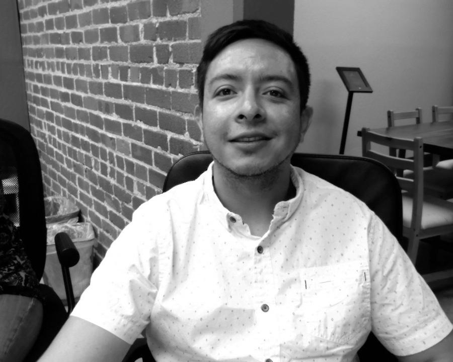 Rodrigo Hurtado  Receptionist