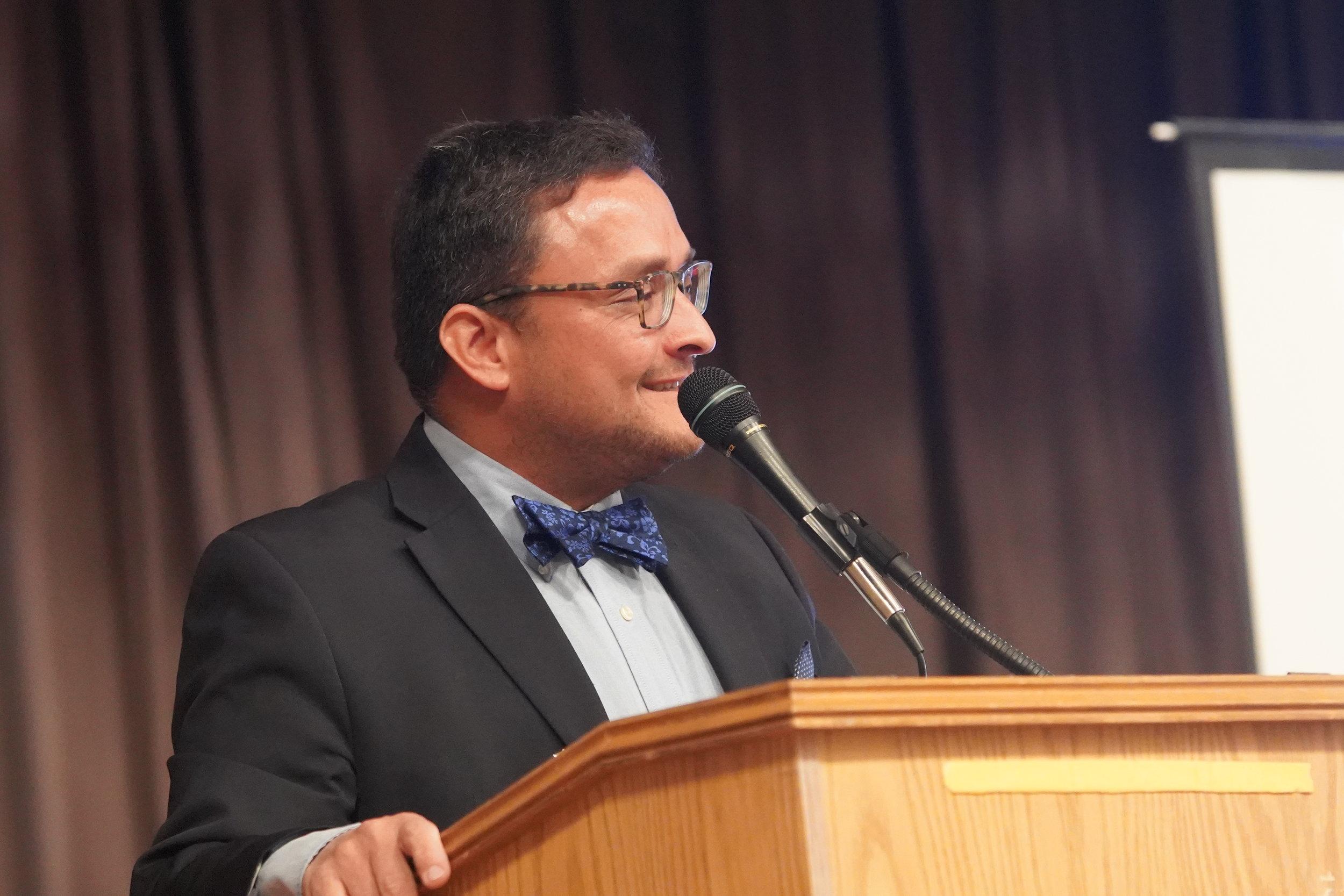 David Campos- Keynote Speaker