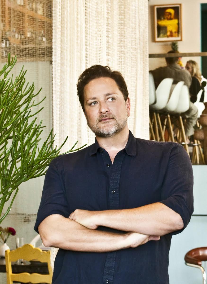 Joel Mozersky, Interior Designer