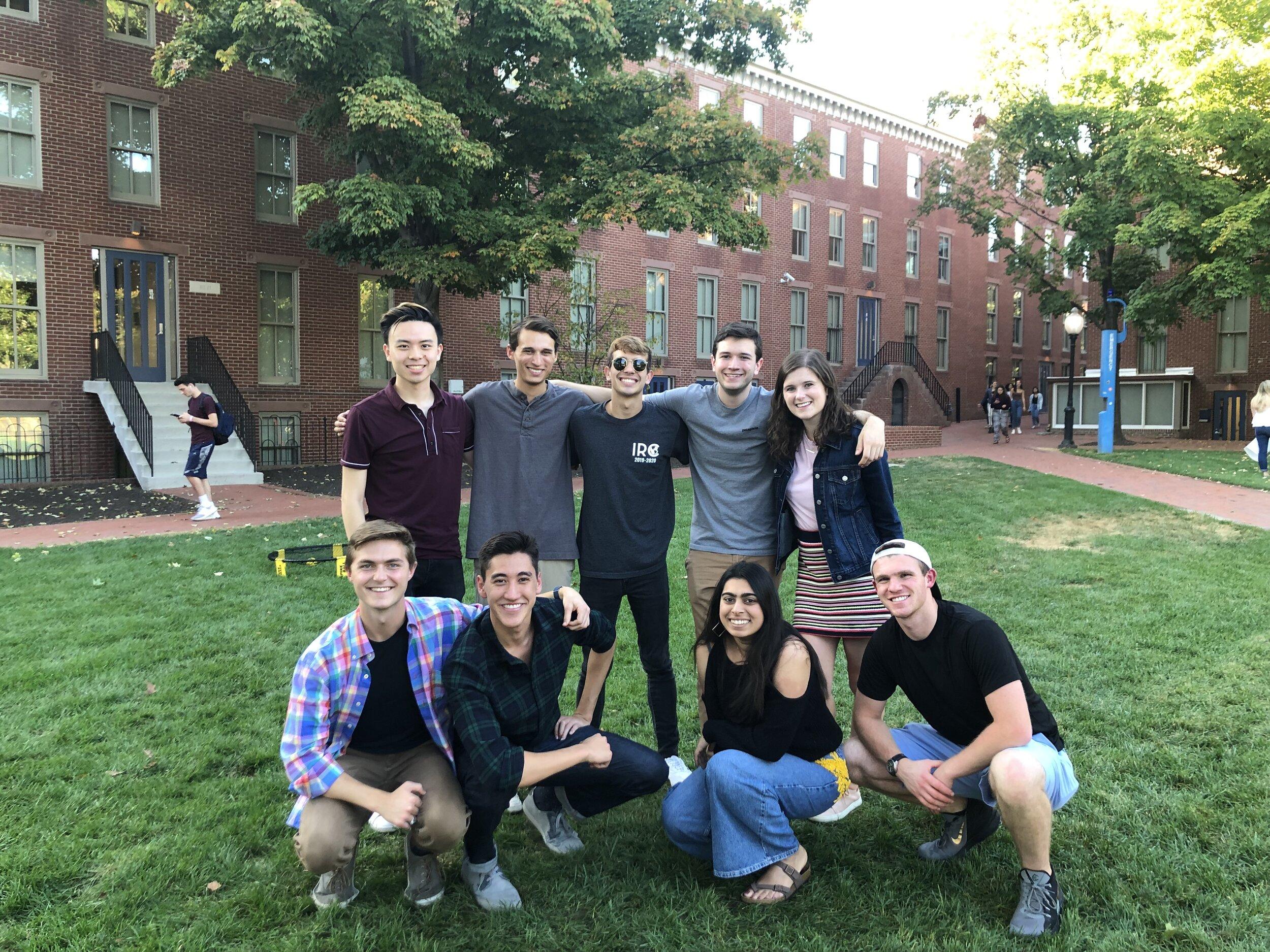 IRC Homecoming Alumni BBQ - October 11, 2019