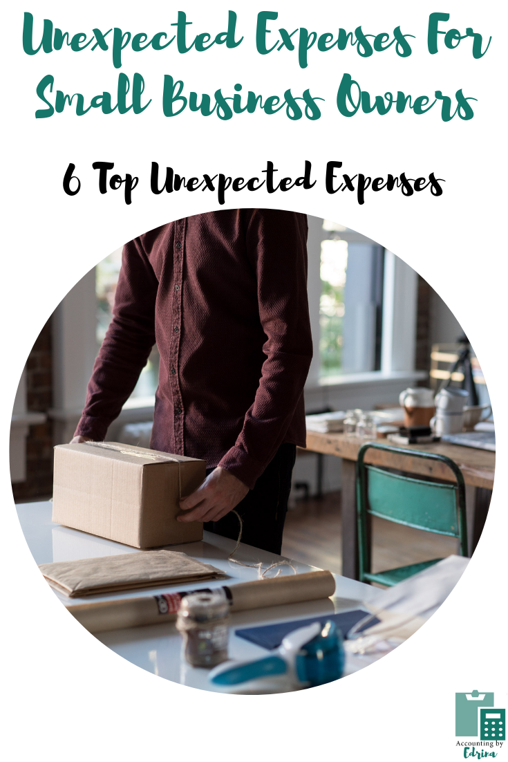 Unexpected Expenses for Small Business Owners