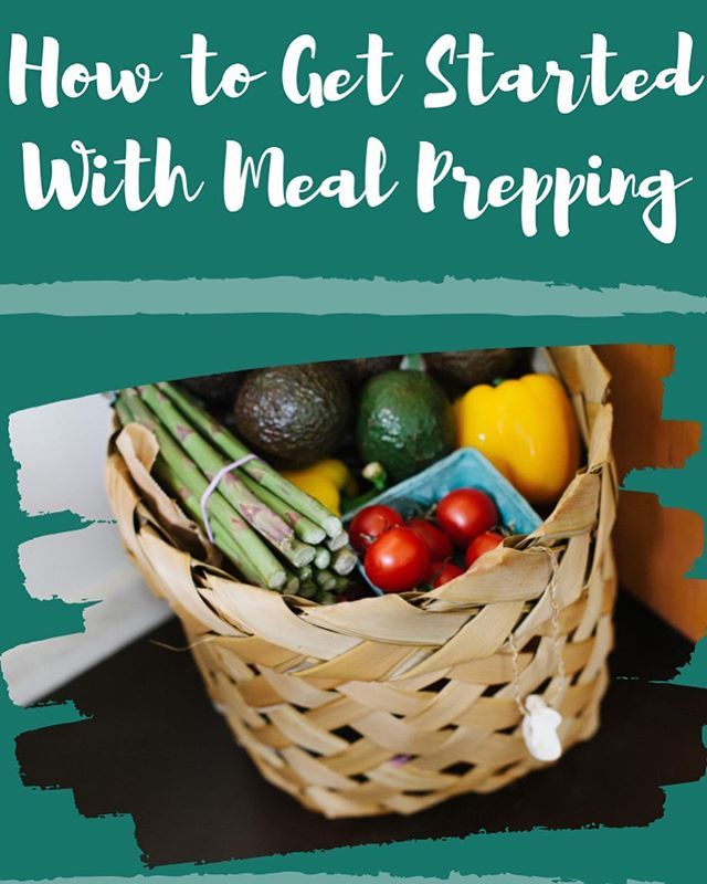 Alright everyone, here is my final blog post about Meal Prepping- How to get started! 🥬🥦🍅🥗 I go into the specifics that help me meal prep, and how you can get started! Freezing food, progress over perfection, and routines are some of the topics I go over. Check out my blog in my profile!