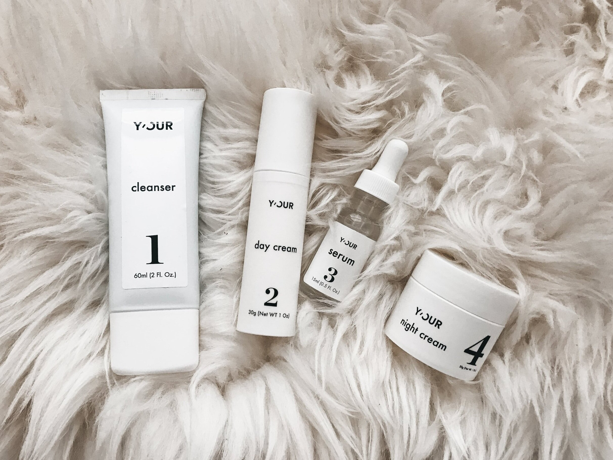 Disclosure : I was gifted with Y'OUR Personalized Skincare to provide my review. All thoughts and opinions are own. This post is NOT sponsored.