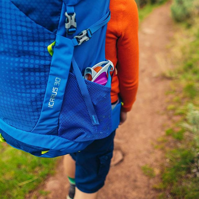 We're excited to announce a new partnership with @gregorypacks! The people at Gregory believe in the importance of playing outdoors (for people of all ages) and are providing packs for participants of Summit Journeys to use on the trail. Packs for our participants make sure that every person is well-equipped and ready to venture out!  Photo Credit: @gregorypacks