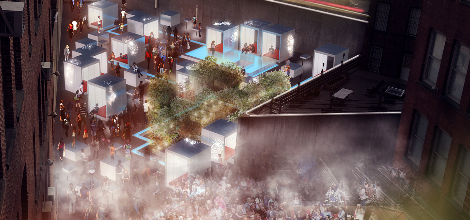 PS1 Moments finalist for MoMA Young Architects Program 2012 -