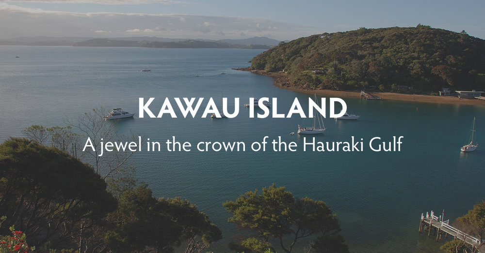 Kawau Island: Tourism Website