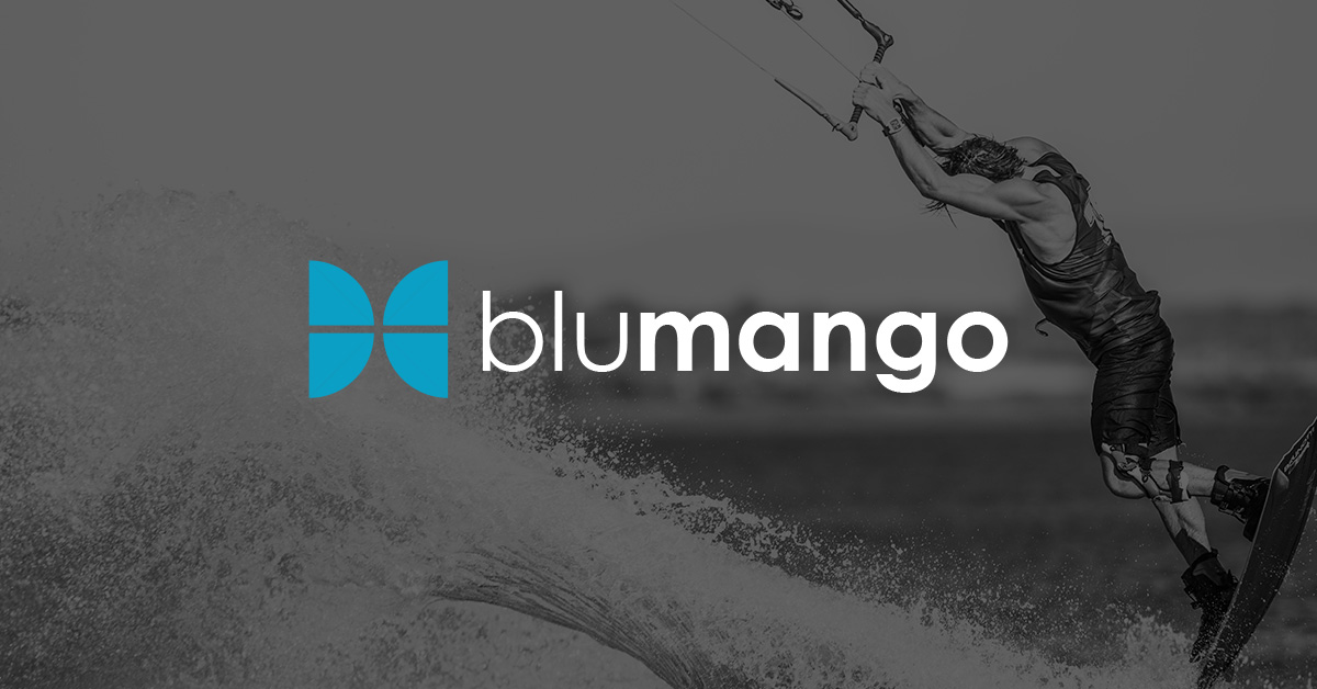 BluMango: Kiteboarding eCommerce (collaboration with Home Studio)