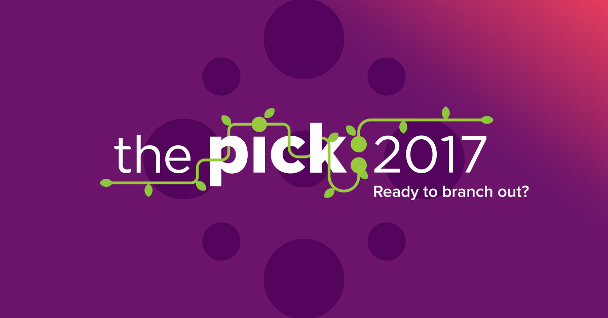 The Pick: Entrepreneur competition (animated — website development only)