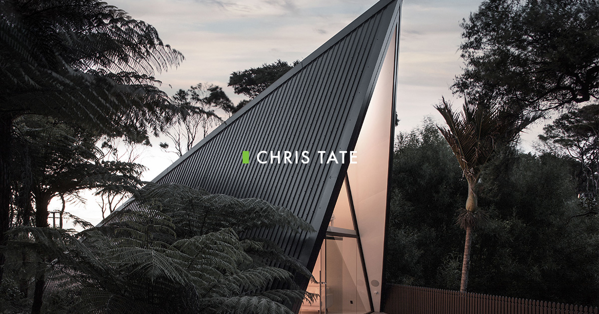 Chris Tate Architecture (website development only)