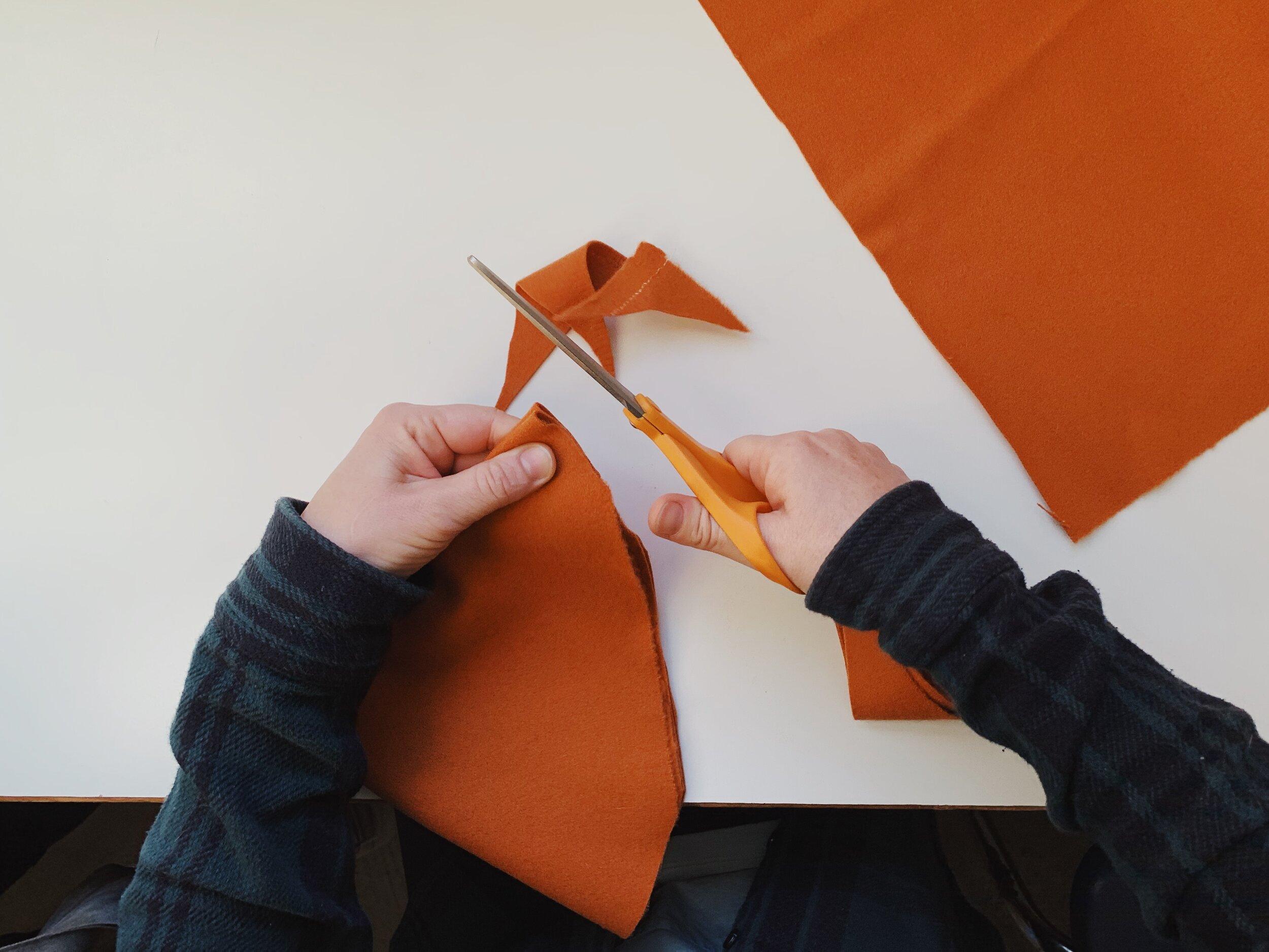 needle felting dolls tutorial