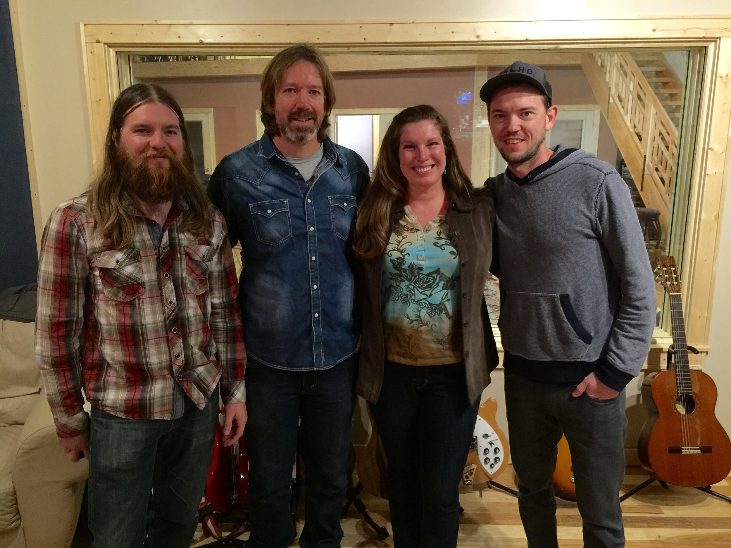 Feels Like Home | Mary Beth Cross recording session
