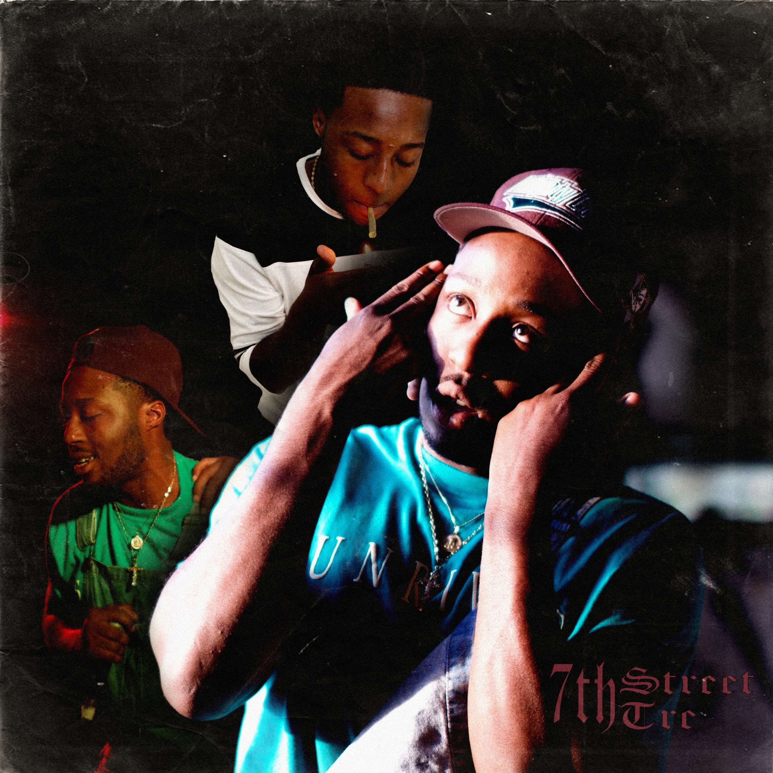 7th Street Tre Cover Design