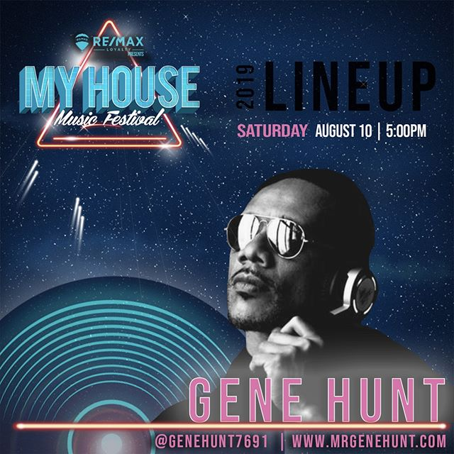 @genehunt7691 is back at #MHMF for another year! Celebrate house with one of Chicago's house music legends. 🎟️link in bio ⁠ .⁠ .⁠ What's your fave tune from Mr. Hunt?🎧👀⁠ #chicago #housemusic #summertimechi⁠
