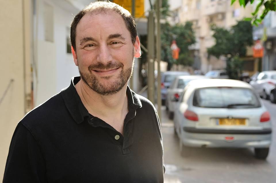 Dr. Richard Harvey, UK Director of Jews for Jesus