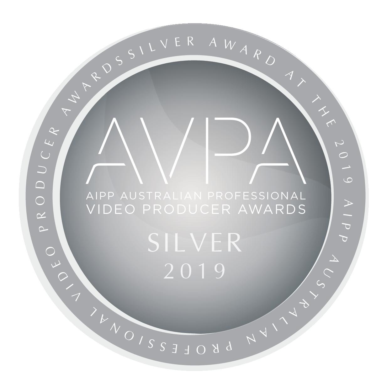 APPA Silver Award 2019