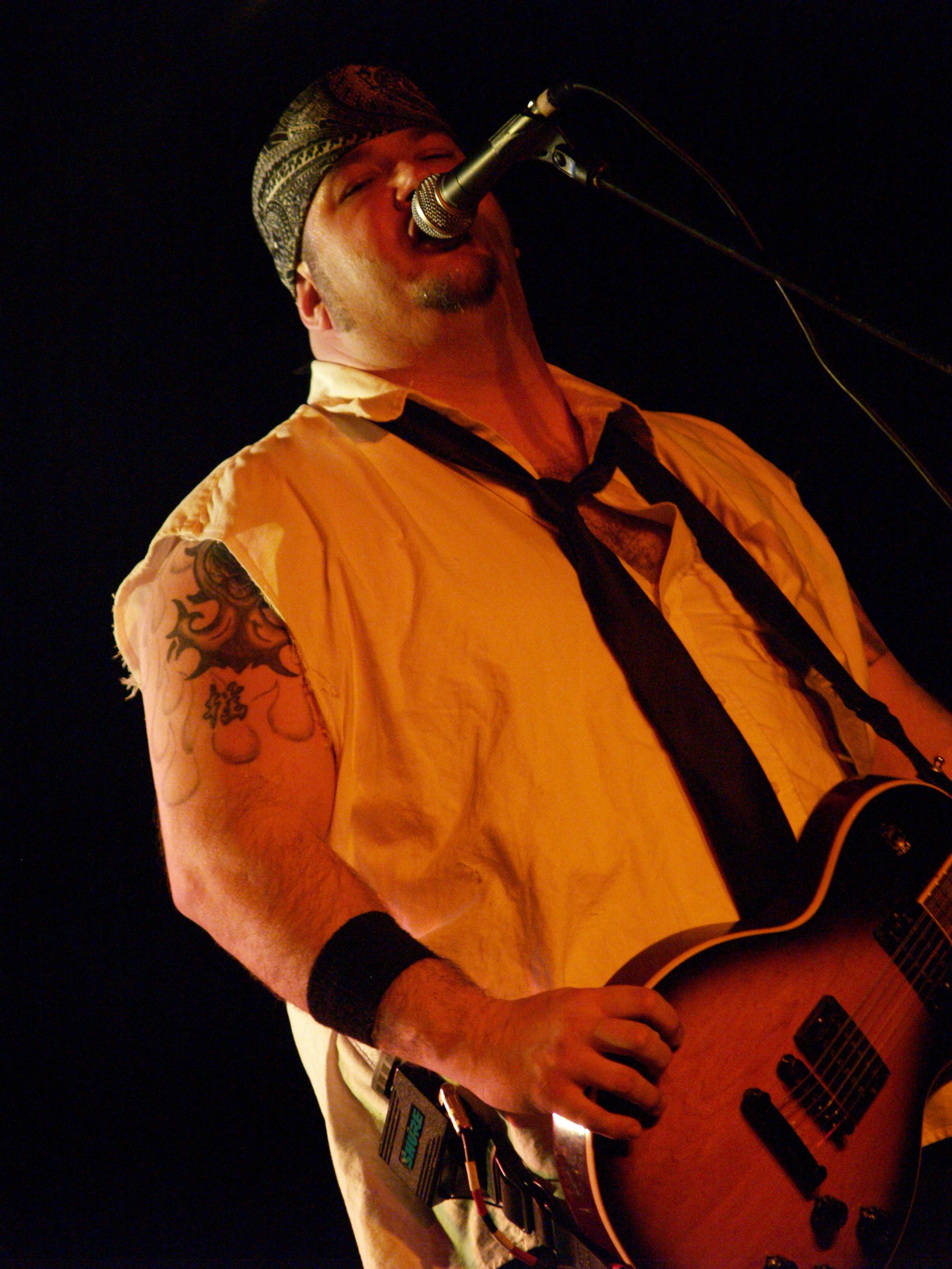 CHRIS BLEVINS  Rock