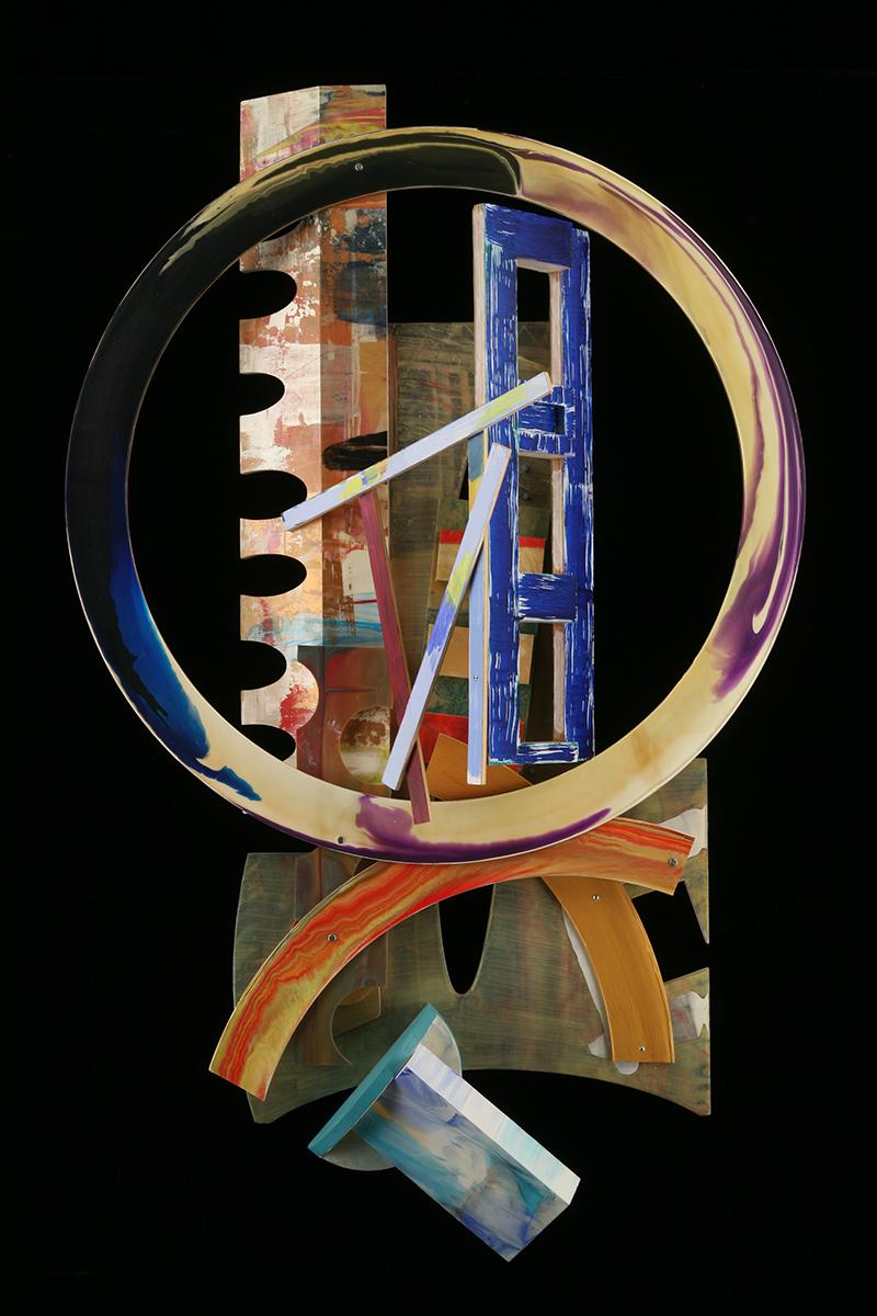 The Shell, Sam Gilliam