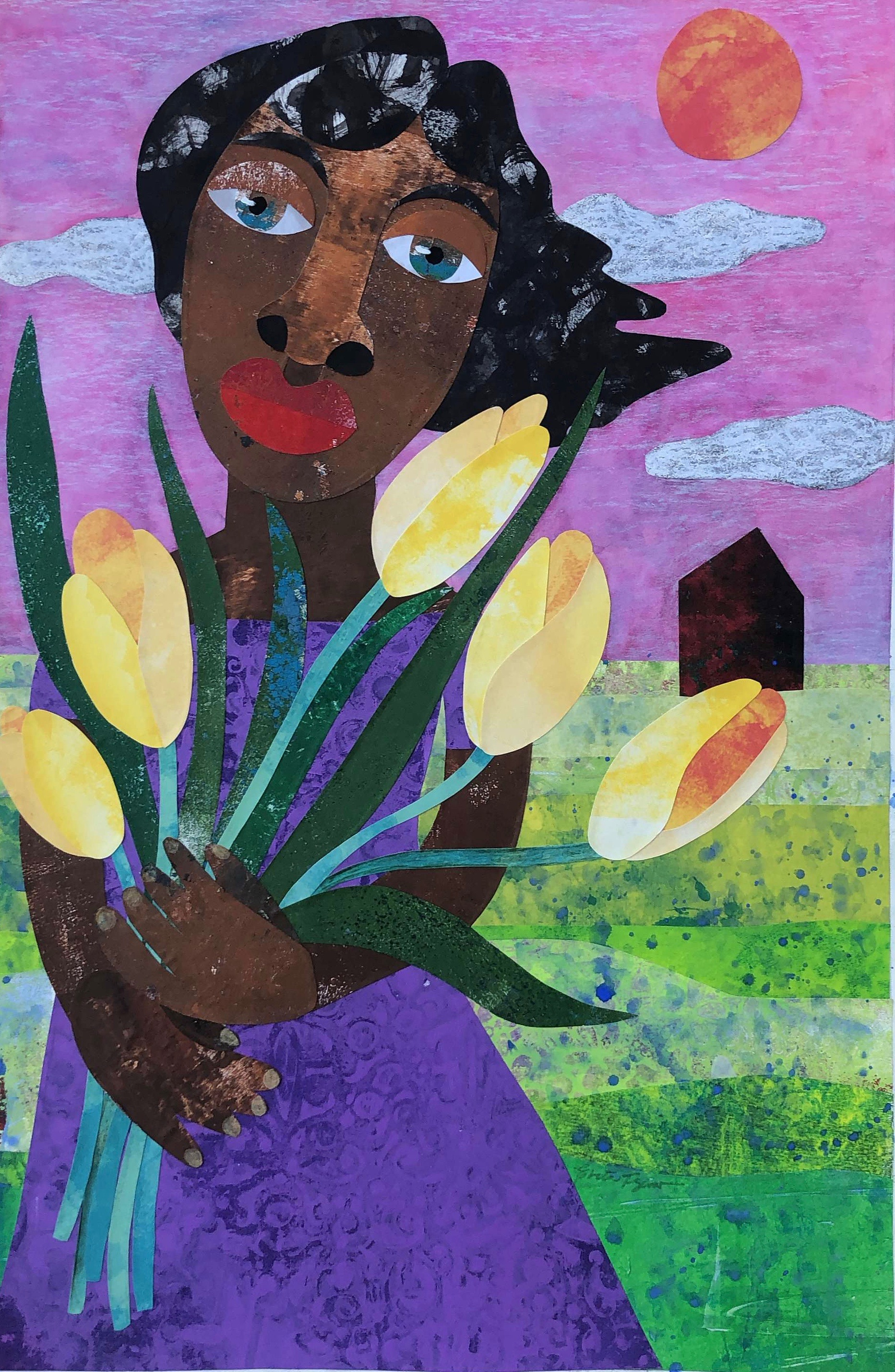 When the Tulips are in Bloom, Evita Tezeno